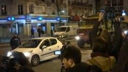 Policijska racija u Parizu