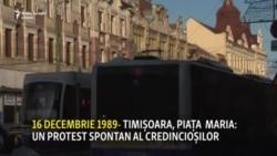 16 Decembrie 1989- Ziua în care a pornit revoluția