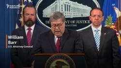 U.S. Attorney General: No Trump-Russia Collusion, 'Not Sufficient' Evidence Of Obstruction