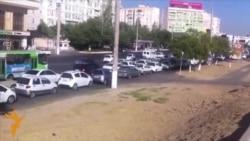 OZOD-VIDEO: Тошкентда ëнилғи тақчиллиги юзага келди