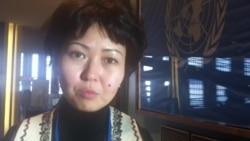 Комментарий гражданской активистки из Кыргызстана