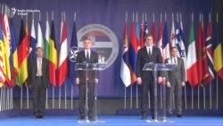 Stoltenberg i Vučić: Jačanje saradnje Srbije i NATO