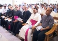 A Christian service in Baghdad (courtesy photo)