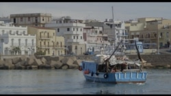Лампедуза зимой/Lampedusa In Winter