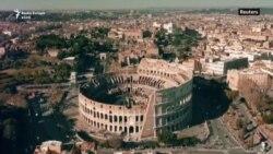 Rindërtohet arena e Koloseumit romak