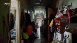 Se víz, se gáz - így kényszerítik a lakókat a kiköltözésre