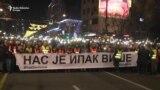 Šetnja za Olivera Ivanovića