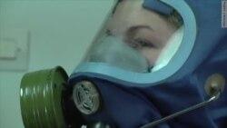 Лихорадка Эбола: готовность №1
