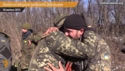 Як військові з боями виривались з Дебальцева