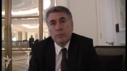 Parlamentin vitse spikeri Ziyafət Əsgərov NATO seminarı haqqında
