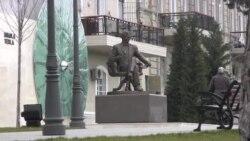 Otkriven spomenik Nikoli Tesli u Bakuu