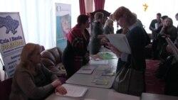Вимушені переселенці вдруге зібрались на Всеукраїнський форум