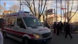 У центрі Стамбула стався вибух (відео)