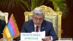 Սերժ Սարգսյանը զգուշացրել է սահմանային իրավիճակի սրման հնարավոր հետևանքների մասին