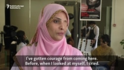Scarred By Acid, Pakistani Women Find Support At Beauty Salon