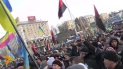 Виступи лідерів на Євромайдані