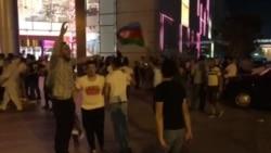 """""""Qarabağ""""ın azarkeşləri sevinir (2)"""
