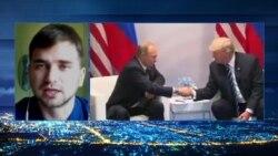 """""""Позиция силы сохранилась за Путиным"""". Специалист по мимике и жестам о первом разговоре двух лидеров"""