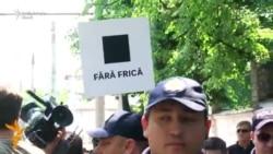 """Marș LGBT la Chișinău: """"Fără frică!"""""""