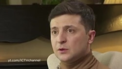 Владимир Зеленский о создании украинского русскоязычного канала