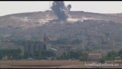 Kürdlər sona qədər Kobani üçün vuruşacaqlarını deyirlər