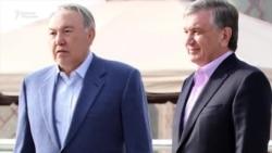 Назарбаев Ноорузду Өзбекстанда майрамдады