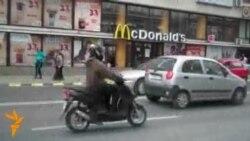 Mbyllet McDonads në Maqedoni
