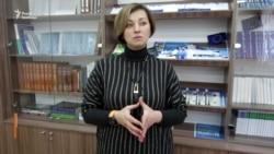 Марія Подибайло, викладач Маріупольського державного університету