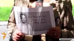 «Ես Գարոն եմ». ակցիա ի պաշտպանություն Թուրքիայի խորհրդարանի հայազգի պատգամավորի