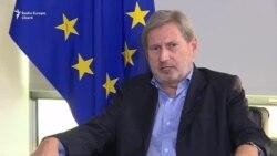 Johannes Hahn: Toți și-au exprimat îngrijorarea cu privire la situația din Moldova