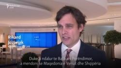 Hahn shpreson të ketë vendim para verës për Shqipërinë dhe Maqedoninë V.