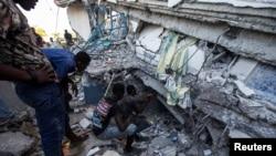 Наслідки землетрусу на Гаїті, 14 серпня 2021 року