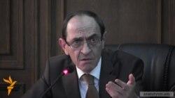 Հայաստանն ապագան դիտարկում է «որպես երկխոսություն»