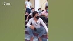 Обращение наманганских водителей «Дамасов» к правительству Узбекистана