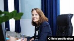 Представитель ЮНИСЕФ в Армении Мариан Кларк-Хаттинг