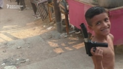 Parents In Pakistan Call For Ban On Toy Guns During Holiday