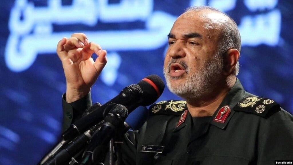 تهدید دوباره اسرائیل از طرف فرمانده سپاه: «اولین ضربه میتواند آخرین ضربه باشد»