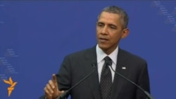 Obama Criticizes Russian Justifications Regarding Ukraine