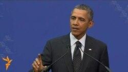 انتقاد اوباما از روسیه در خصوص مداخله در اوکراین