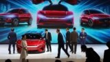 China Electric Car Slump