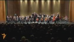 Германия: Израил оркестри Вагнерди аткарды