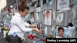تصاویر قربانیان ویروس کرونا در روسیه