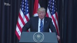 «Лихі невдахи вбили чудових людей». Трамп засудив напад у Манчестері (відео)