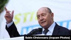 Europarlamentarul Traian Băsescu (PMP)