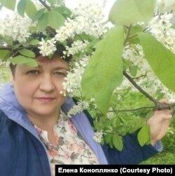Елена Коноплянко, председатель Совета уполномоченных представителей коренных малочисленных народов Советско-Гаванского района