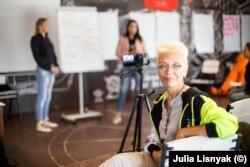 """Ирина Маслова, лидер движения секс-работников и тех, кто их поддерживает, по защите здоровья, достоинства и прав человека """"Серебряная Роза"""""""