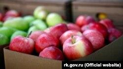 Кримські яблука, ілюстративне фото