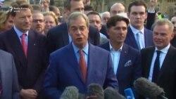 Farage përgëzon daljen e Britanisë nga BE