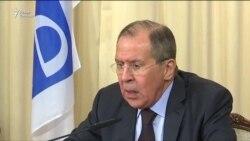 Лавров отрицает поставку оружия талибам