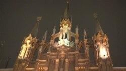 Как в Москве молились за Папу Франциска